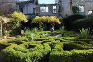 スードリー城ガーデン
