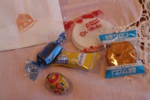 今日のお菓子