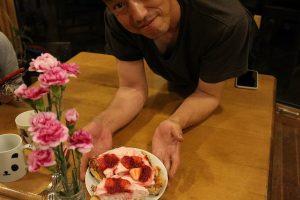 ラぺのケーキ