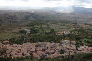 要塞からの風景
