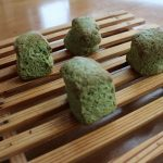 緑茶のスコーン