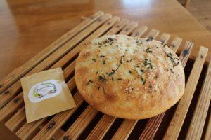 フォカッチャ風のパン