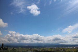 今日の風景