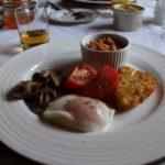 ハイレイファーム朝ご飯