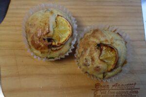 ズッキーニとレモンのケーキ
