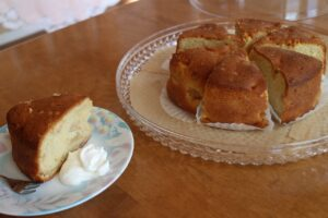 アップルカントリーケーキ