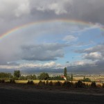 虹、大アーチ